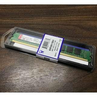 [Star 3C] 金士頓 Kingston KVR16N11S8/4 DDR3-1600 4GB 新品 終身保固(2)