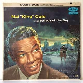 Nat King Cole – Ballads Of The Day (1956 US Original - Vinyl is Excellent)