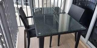Outdoor Table n Chair Set