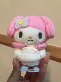 My Melody wind up moving toy