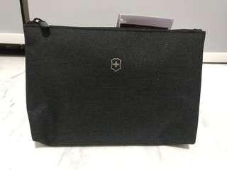 Swiss Air Victorinox Overnight / travel amenities pouch