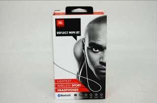 🚚 全新美國原裝 JBL REFLECT MINI BT 運動 藍芽耳機 IPX4防水防汗 可通話