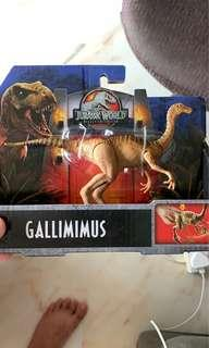 Jurassic World Legacy Gallimimus