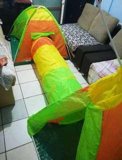 house tent toys slide robot car