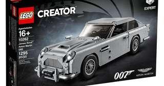 Lego 10262 Aston martin