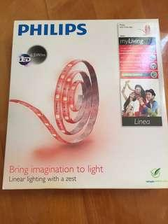 Philips led light 彩色 led燈帶