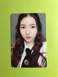 Gfriend Sowon Awakening photocard