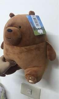 🚚 熊熊遇見你 大大娃娃