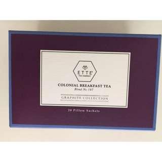 Ette Tea Company Gallery Graphite Collection