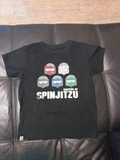 🚚 Uniqlo Ninjago Boy's Tshirt