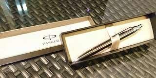 Parker Metallic Ball Pen
