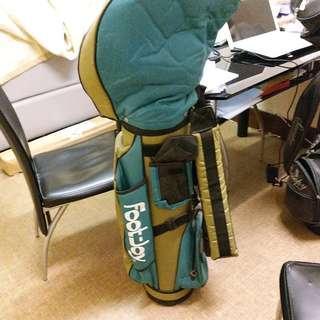 Footjoy golf caddy bag