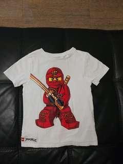 🚚 H&M Ninjago Boy's Tshirt