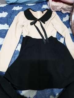 日系小洋裝