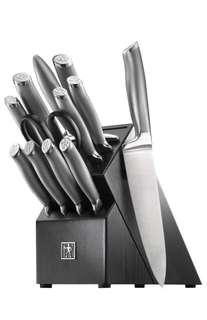 🚚 J.A. Henckels International Modernist 13-pc Knife Block Set