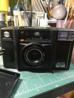 Minolta AutoFocus D 菲林相機