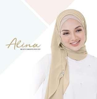 Alina by Naelofar Hijab
