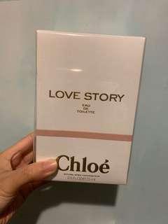 Chloe Love Story 香水