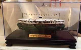 天星小輪1998年模型 百週年紀念 限量版珍藏