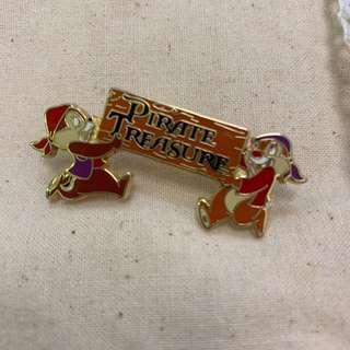 迪士尼襟章 disney pin C&D