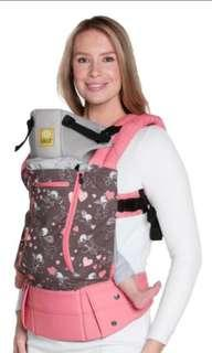LilleBaby Complete Carrier All Season Coral Cupid Arrow