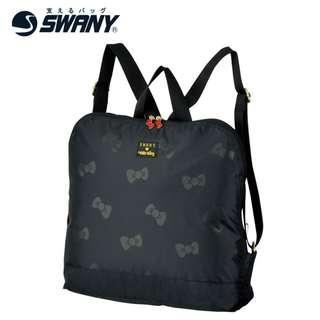 8058b1fb5b12 Japan Sanrio Hello Kitty Backpack (Ribbon Print)