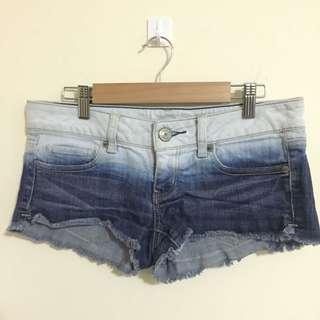 Used American Eagle Two Toned Shorts