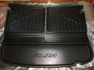Perodua Alza Luggage Tray