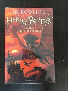 Brand new Harry Potter book #5