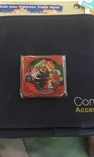 🚚 Pokemon tretta U3 Master Card Groudon