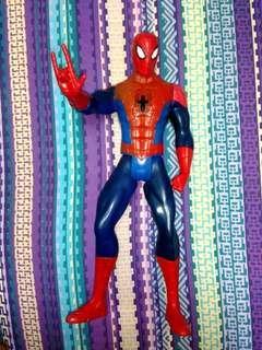 Spiderman marvel lagend 12inch with sound