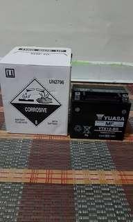 🚚 YUASA YTX12-BS