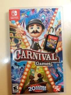 Switch Carnival 體感嘉年華