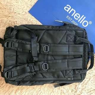 Repriced SALE!!! Authentic Anello Waterproof Gray Backpack