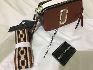Repriced!!Authentic Marc Jacobs Snapshot