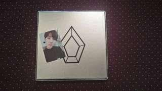 Pentagon album with Hui pc