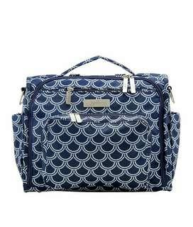 Brand New Ju-Ju-Be Coastal Collection B.F.F. Convertible Diaper Bag, Newport
