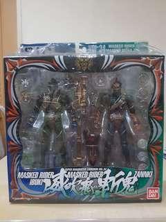 Masked Rider Ibuki & Zannki