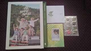 BTS summer package in saipan (without hand fan)