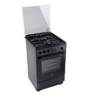 Kompor Free Standing Gas Cooker Electrolux EKG20100OK