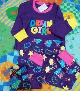 Baju tidur anak perempuan