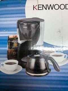 Kenwood 咖啡機(全新)