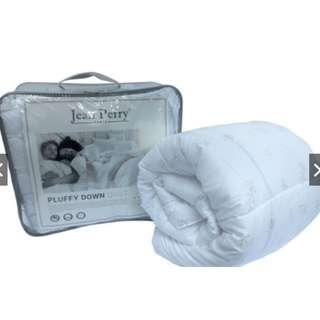 Jean Perry Fluffy Down Quilt (King Size)