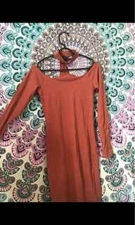 Choker Dress