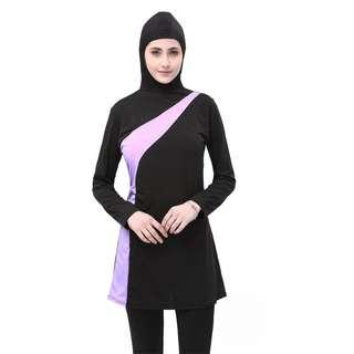 Muslimah Swim Suit Long Sleeve Pant