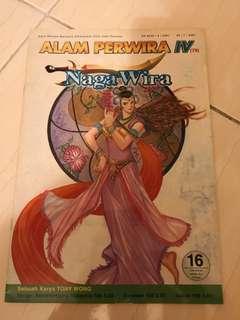 Alam Perwira Naga Wira (#16)