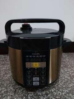 🚚 Philip蒸氣鍋