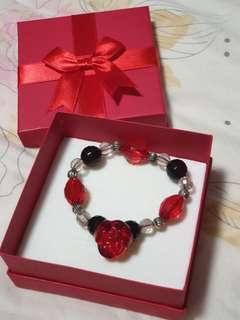 Chomel Roses Beads Bracelet