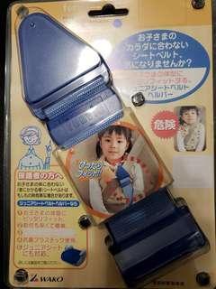 日本兒童安全带
