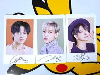 [WTS] GOT7 Road 2 U Tour Final Photocards (individual member)